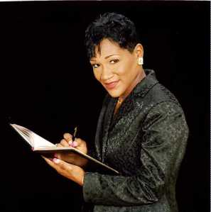 Author, Darnella Moore