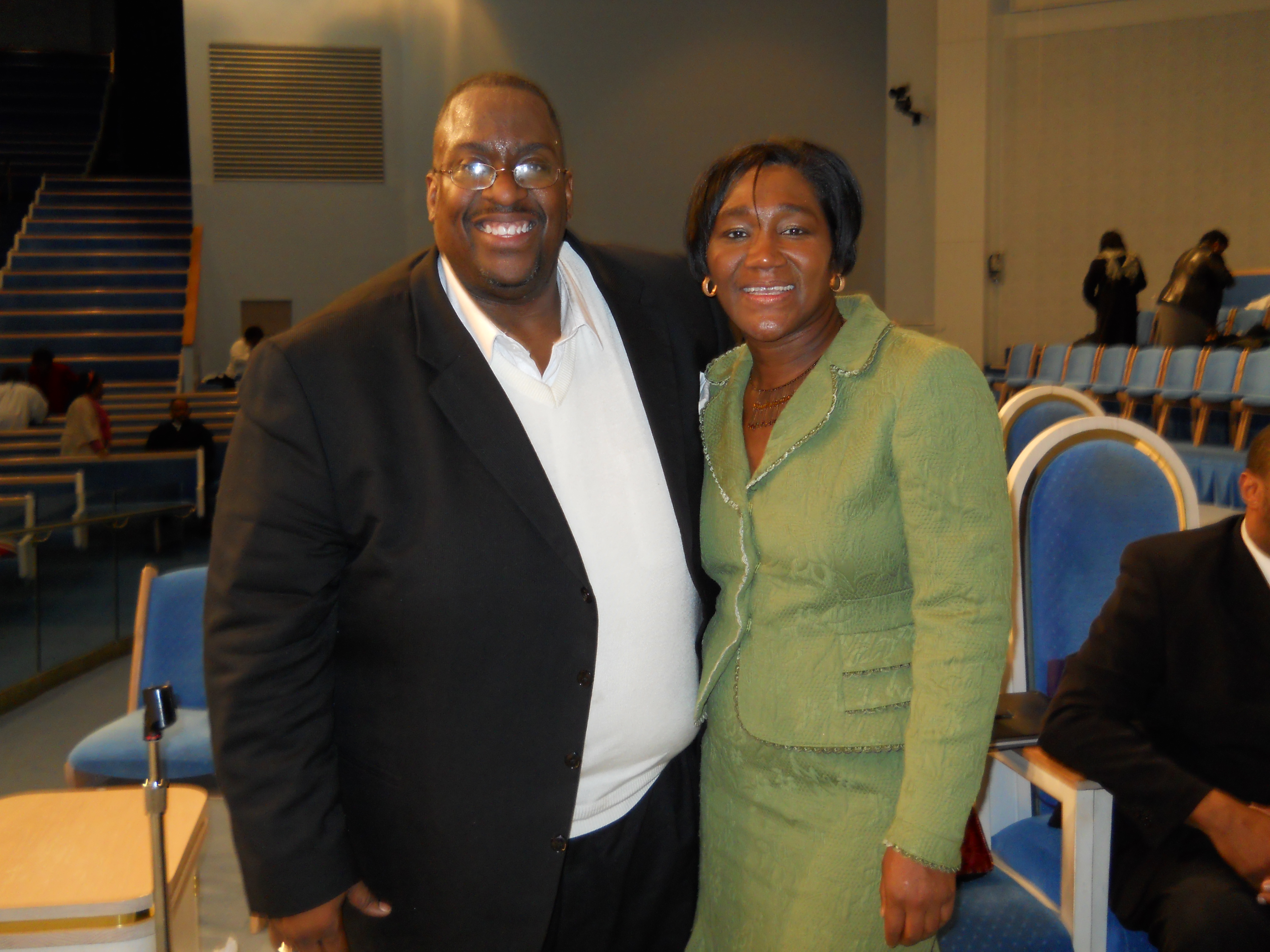 pastor joel peebles weight loss