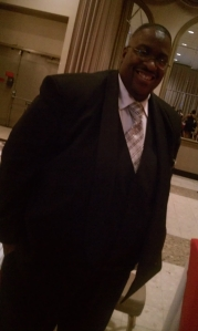 Pastor Joel R Peebles Sr of City of Praise Church