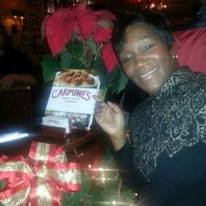 Darnella Christmas at Carmines 2012