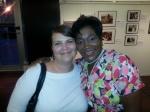 Christine Brosonski & I