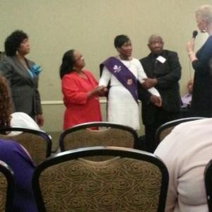 Pastor Gwen Sutton Affirming Me