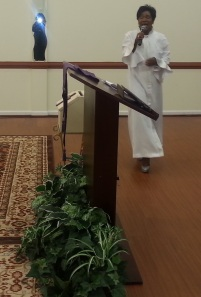 Prophetess Darnella Speaking at The Armor of Light Christian Worship Center of Bowie, MD on 10/24/13